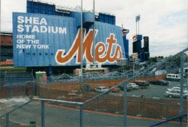 Shea Stadium Mets Board